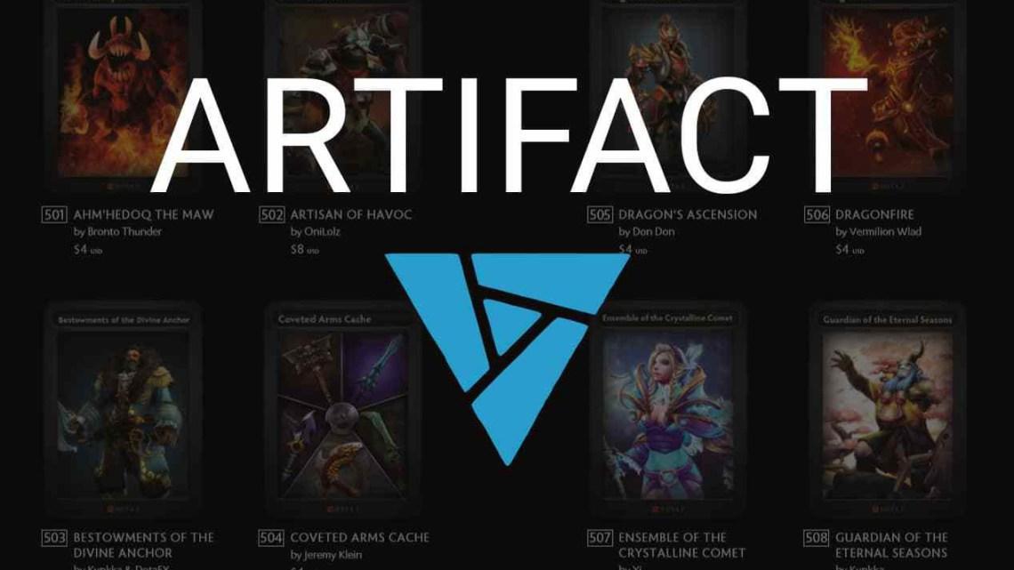 Artifact : Valve annonce sa date de sortie.