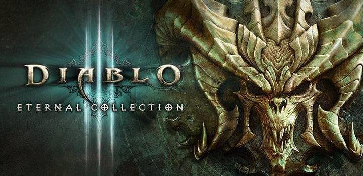 Diablo III bientôt sur Switch