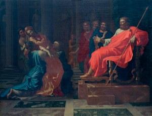 Esther before Xerxes