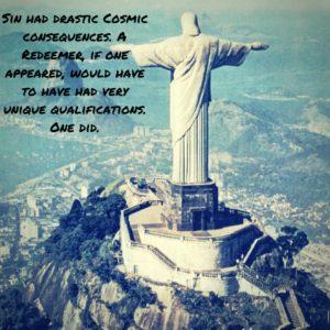 redeemer Jesus