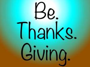 thankful thanks