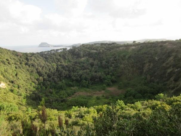 Krater vulkana Monte Nuovo