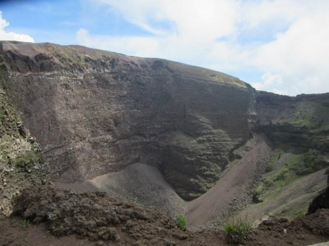 Krater Vezuva