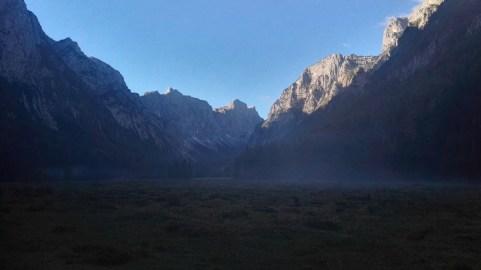Jutro na Zasipski planini