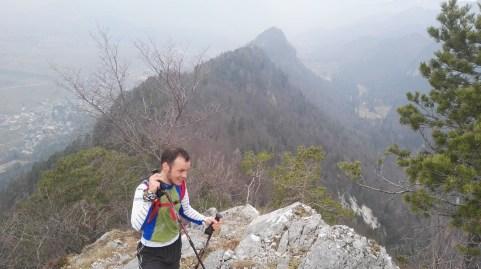 Razgled na pretečen greben