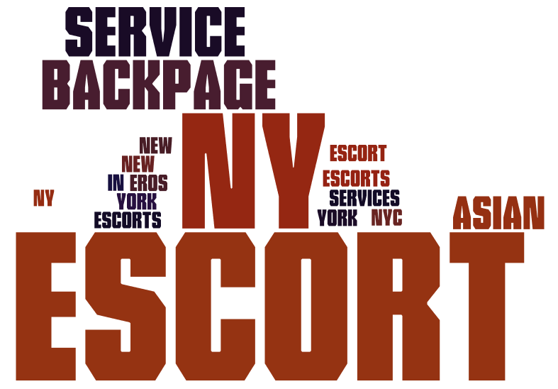 Word Clouds of NY Escort