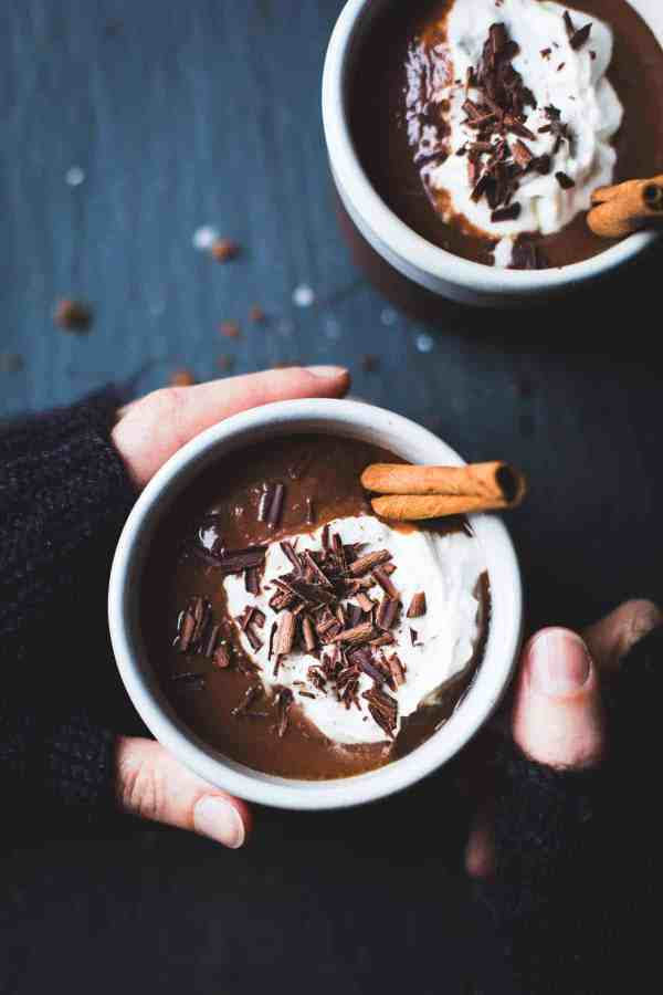 Mexican Hot Chocolate Champurrado