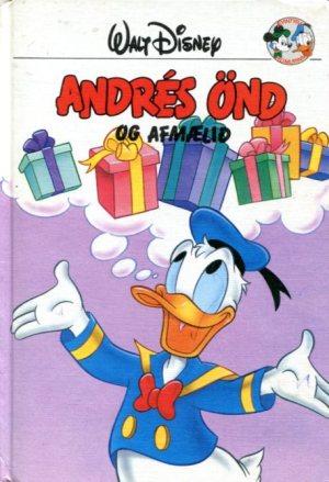 Andrés Önd og afmælið. Disney ævintýri
