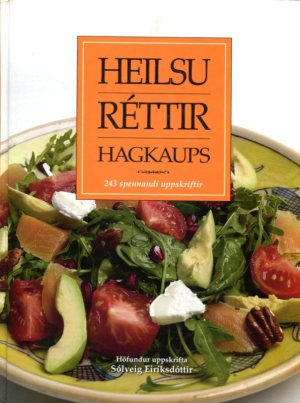 Heilsuréttir Hagkaups forsíða