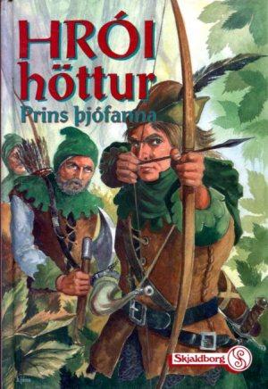 Hrói höttur prins þjófanna framhlið