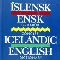 Íslensk-ensk orðabók