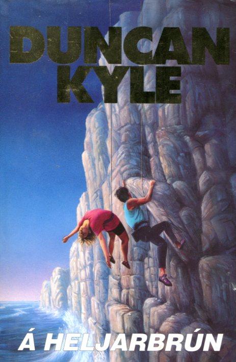 Á heljarbrún - Duncan Kyle