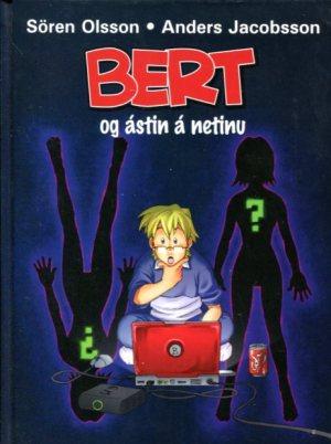 Bert og ástin á netinu - Sören Olsson og Anders Jacobsosn