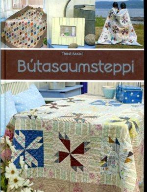 Bútasaumsteppi - Trine Bakke