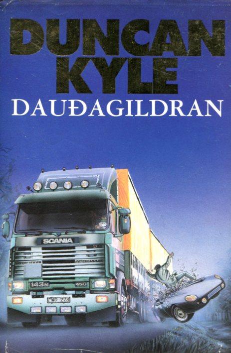 Dauðagildran - Duncan Kyle