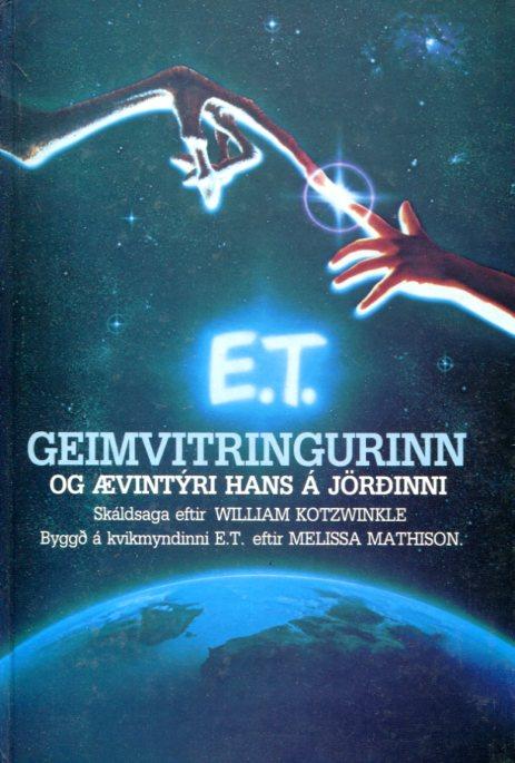 ET geimvitringurinn - Willam Kotzwinkle