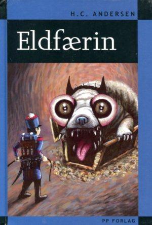 Eldfærinn - H C Andersen - PP forlag