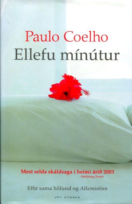 Ellefu mínútur - Paulo Coelho 001