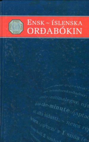 Ensk-íslensk orðabók JPV 2006