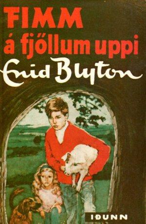 Fimm á fjöllum uppi - Enid Blyton
