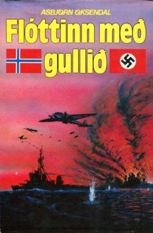 Flóttinn með gullið - Asbjörn Öksendal