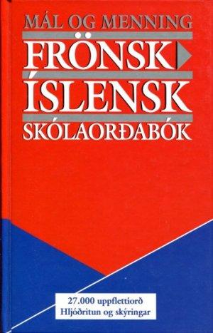 Frönsk íslensk skólaorðabók
