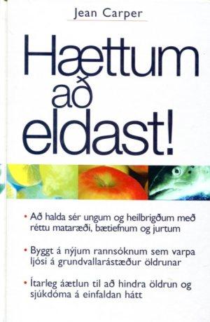 Hættum að eldast - Jean Carper