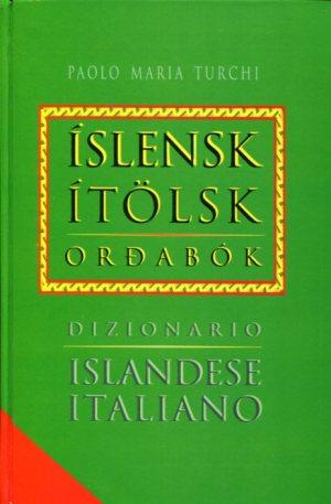 Íslensk-ítölsk orðabók - Paolo Maria Turchi