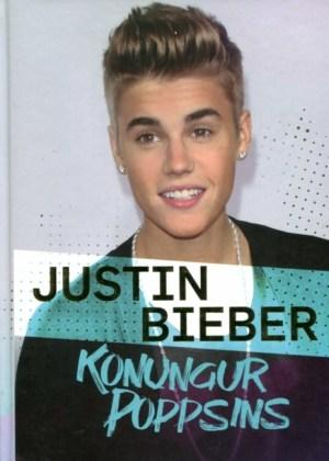 Justin Bieber Konungur poppsins