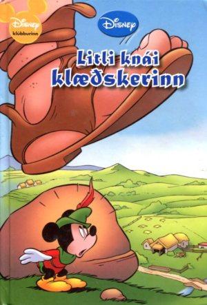Litli knái klæðskerinn - Disneybók