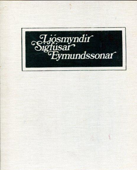 Ljósmyndir Sigfús Eymundssonar