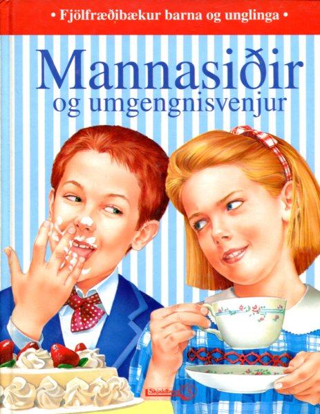 Mannasiðir og umgengnisvenjur - Fjölfræðibækur