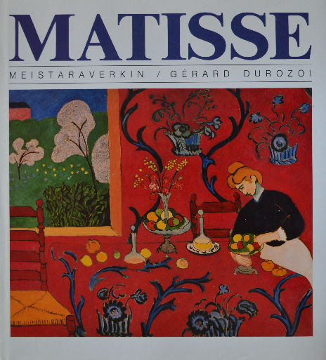 Matisse - Gérard Durozoi