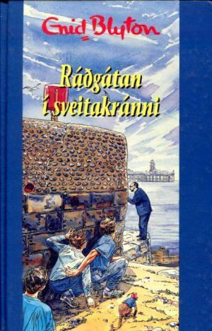 Ráðgátan í sveitakránni - Enid Blyton