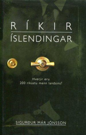 Ríkir íslendingar - Sigurður Már Jónsson