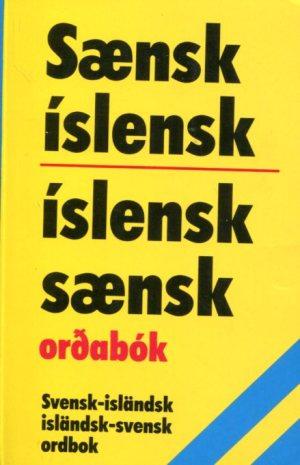 Sænsk-íslensk / íslensk-sænsk orðabókaútgáfan