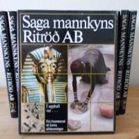 Saga mannkyns 1 - 16 bindi - ritröð AB - Ekki til eins og er