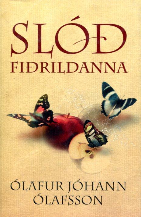 Slóð fiðrildanna - Ólafur Jóhann Ólafsson