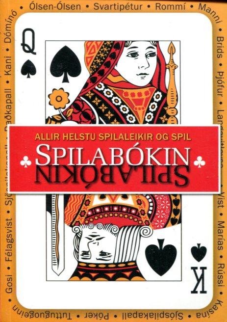 Spilabókin - Þórarinn Guðmundsson