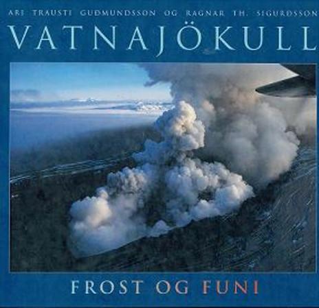 Vatnajökul - frost og funi