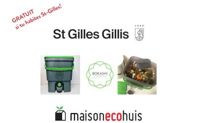 (REPORTE' TBC) Atelier Commune St-Gilles