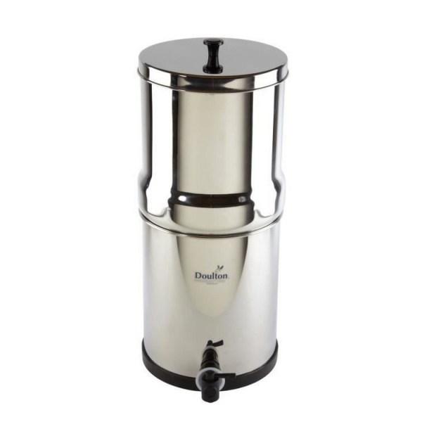 Filtre à eau Berkefeld Doulton 16 litres 2 cartouches bokashi compost