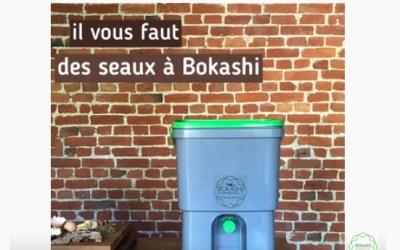 Le Bokashi Compost…en 2 min. vidéo