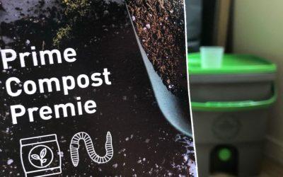 Primes au compostage…bokashi aussi !