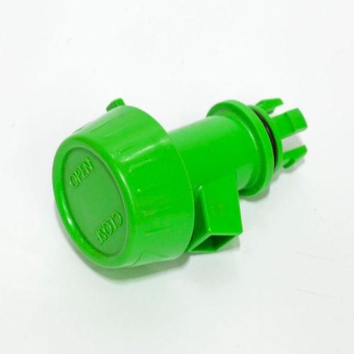 robinet de rechange pour seau à bokashi compost organko 1 vert