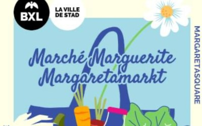 Market day at Square Marguerite
