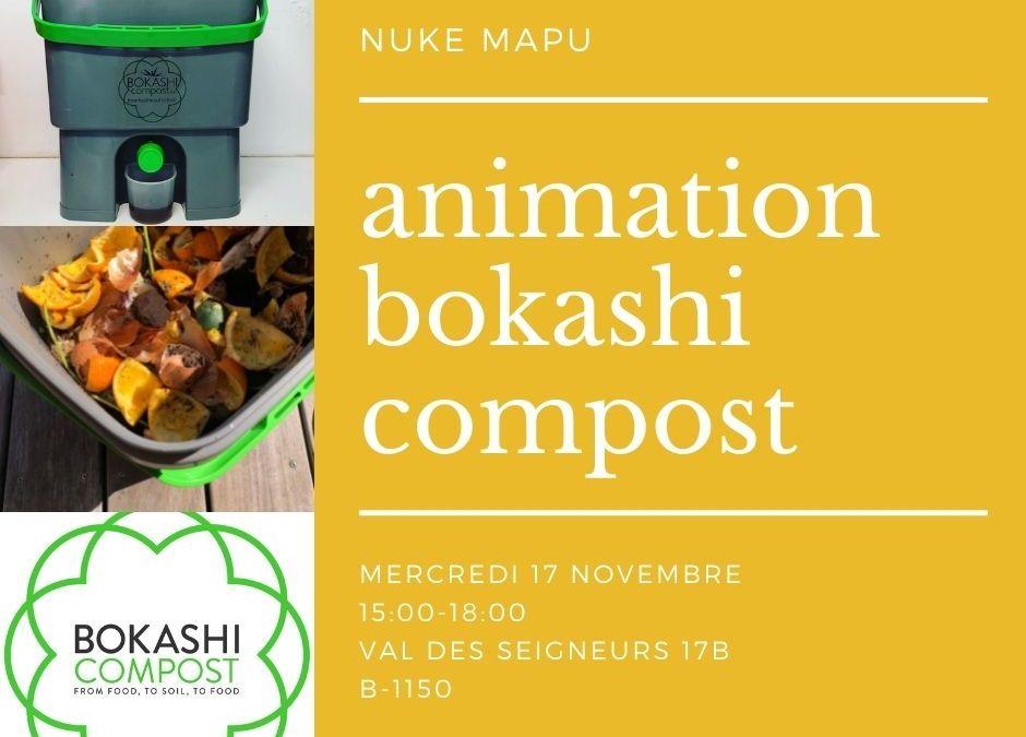 Animation @Nuke Mapu