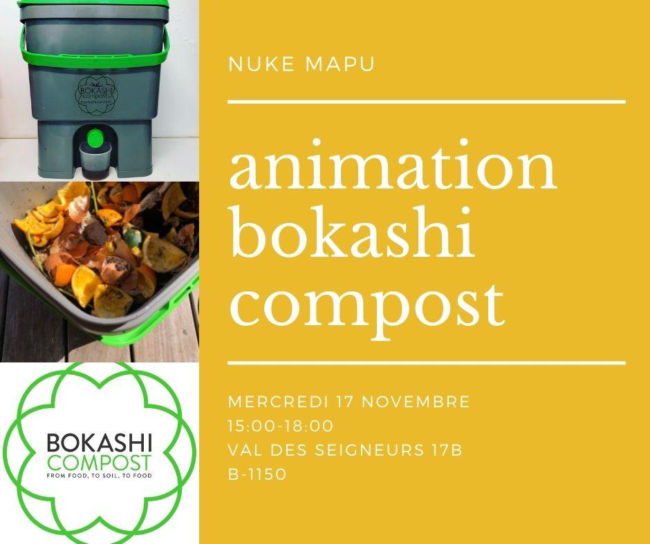 demo bokashi compost nuke mapu