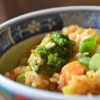 Broccoli Fried Rice