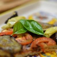 Vegetarian Flatbread with Sun-Dried Tomato & Kalamata Olive Spread
